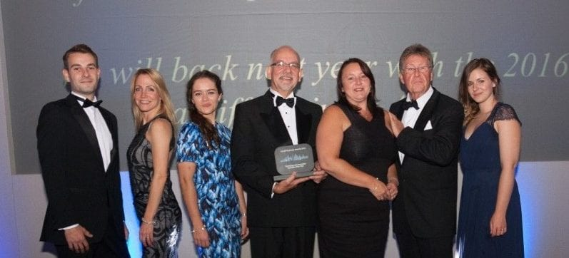 Genesis Biosciences scoops prestigious Technology and Innovation Business of the Year award
