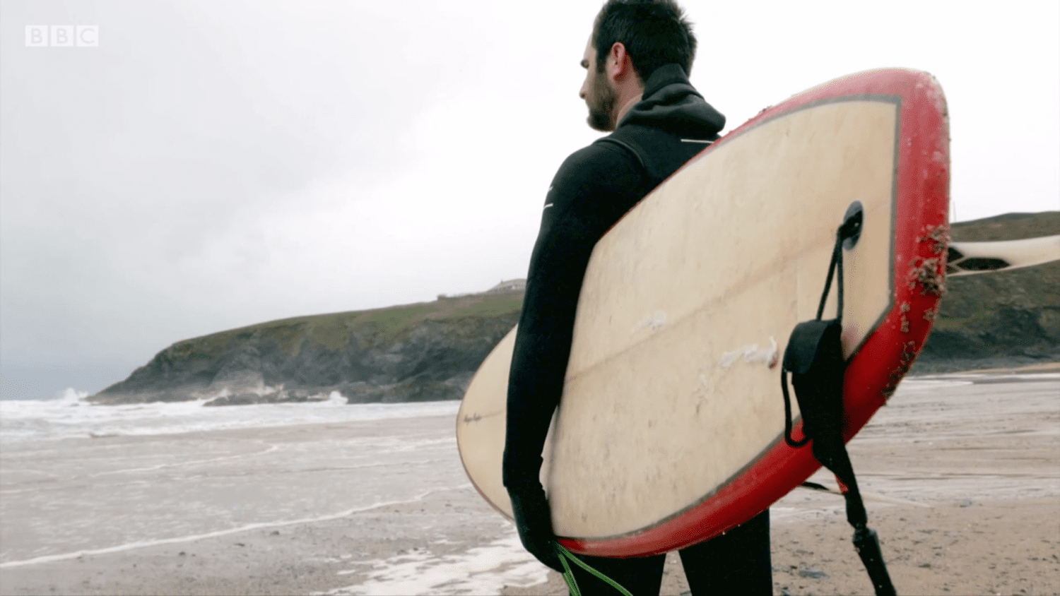 Antibiotic Resistance Countryfile Blog - Surfer Looking out At Sea