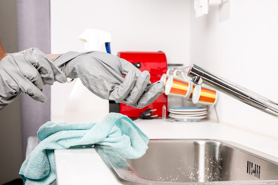 Household cleaning products can be dangerous and harmful - Genesis Biosciences